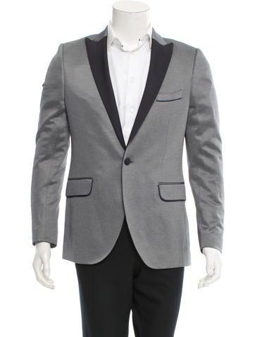Etro Notch Lapel Single-Button Blazer w/ Tags None