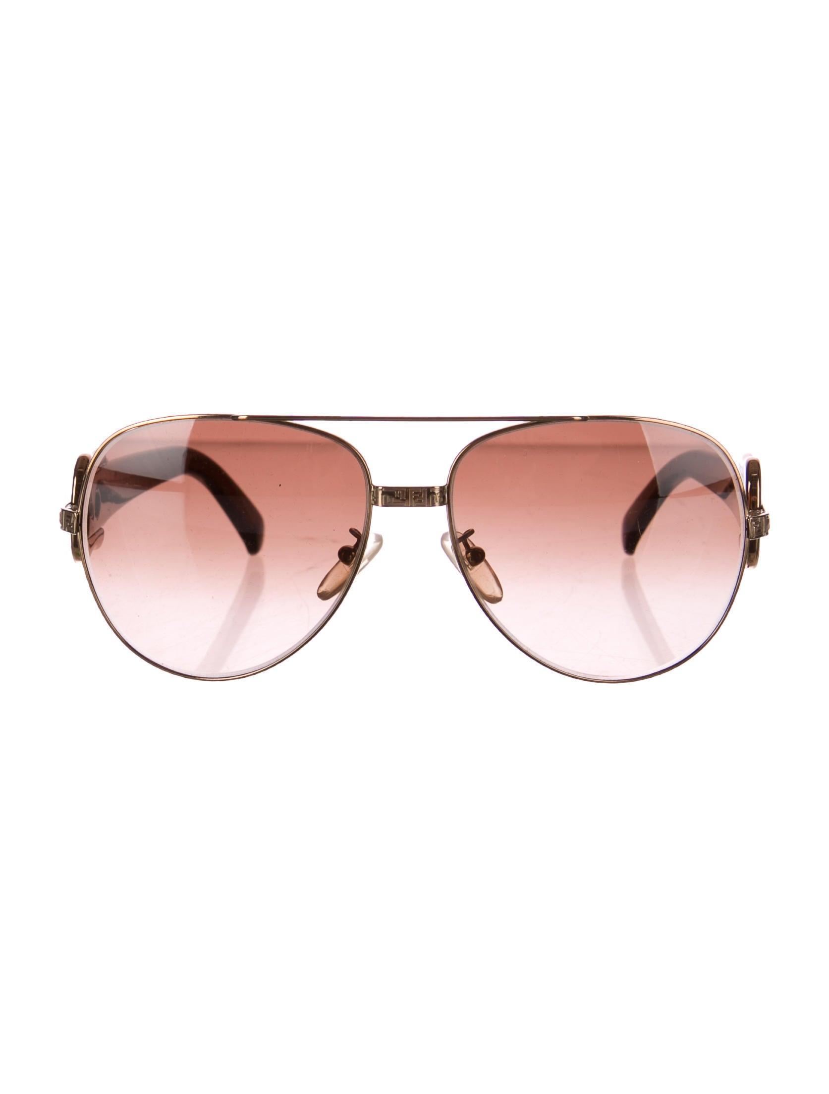 964cf34300473 Mens Fendi Aviator Sunglasses