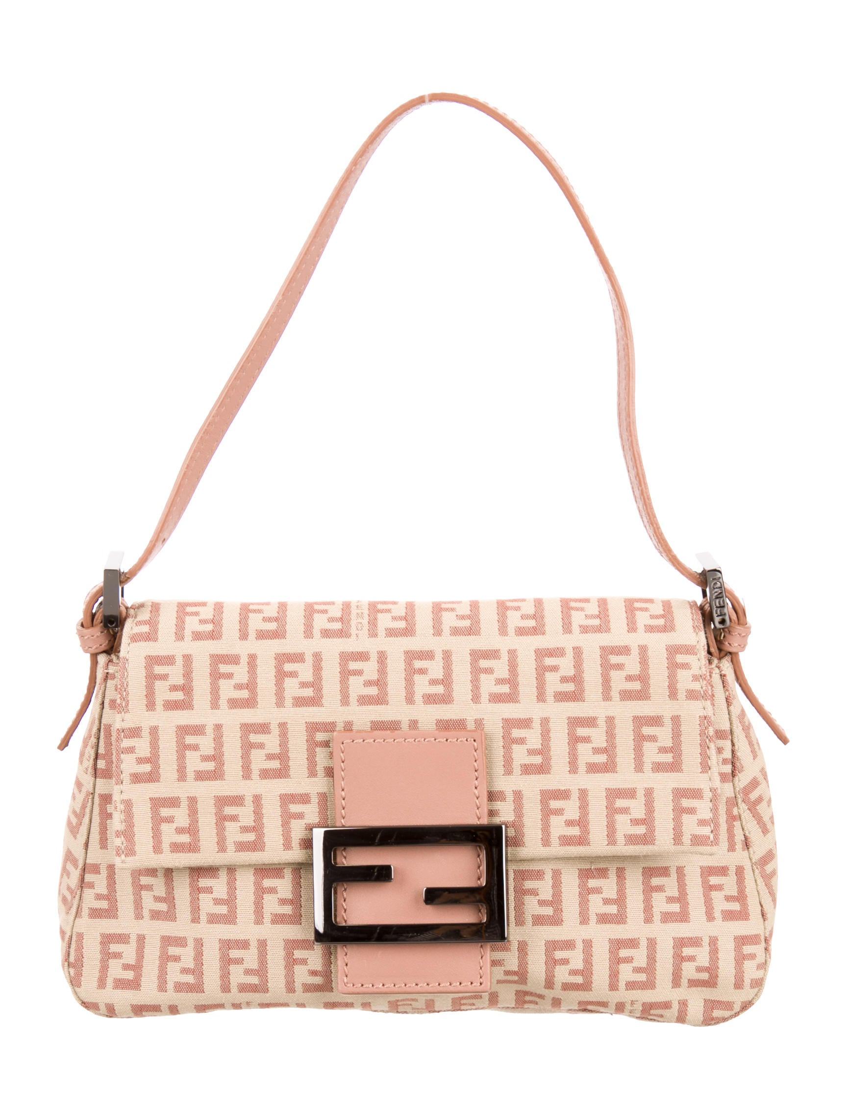 f46353c2f5912 Fendi Mini Zucchino Mama Forever Bag - Handbags - FEN38341