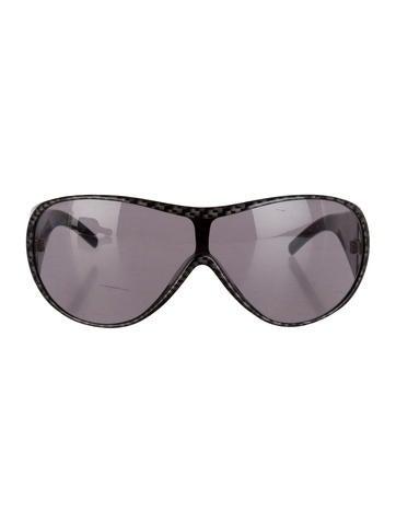 Fendi Printed Shield Sunglasses