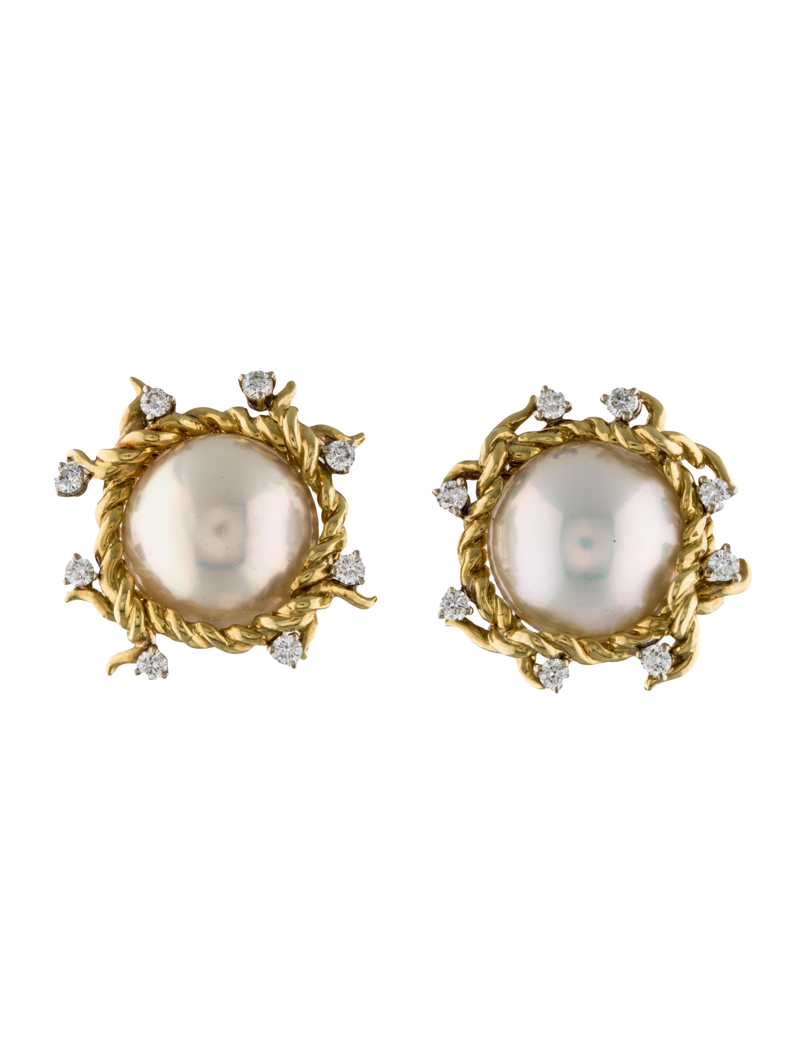 mab 233 pearl earrings earrings fje29212 the