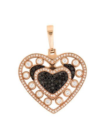 2.20ctw Diamond Heart Pendant
