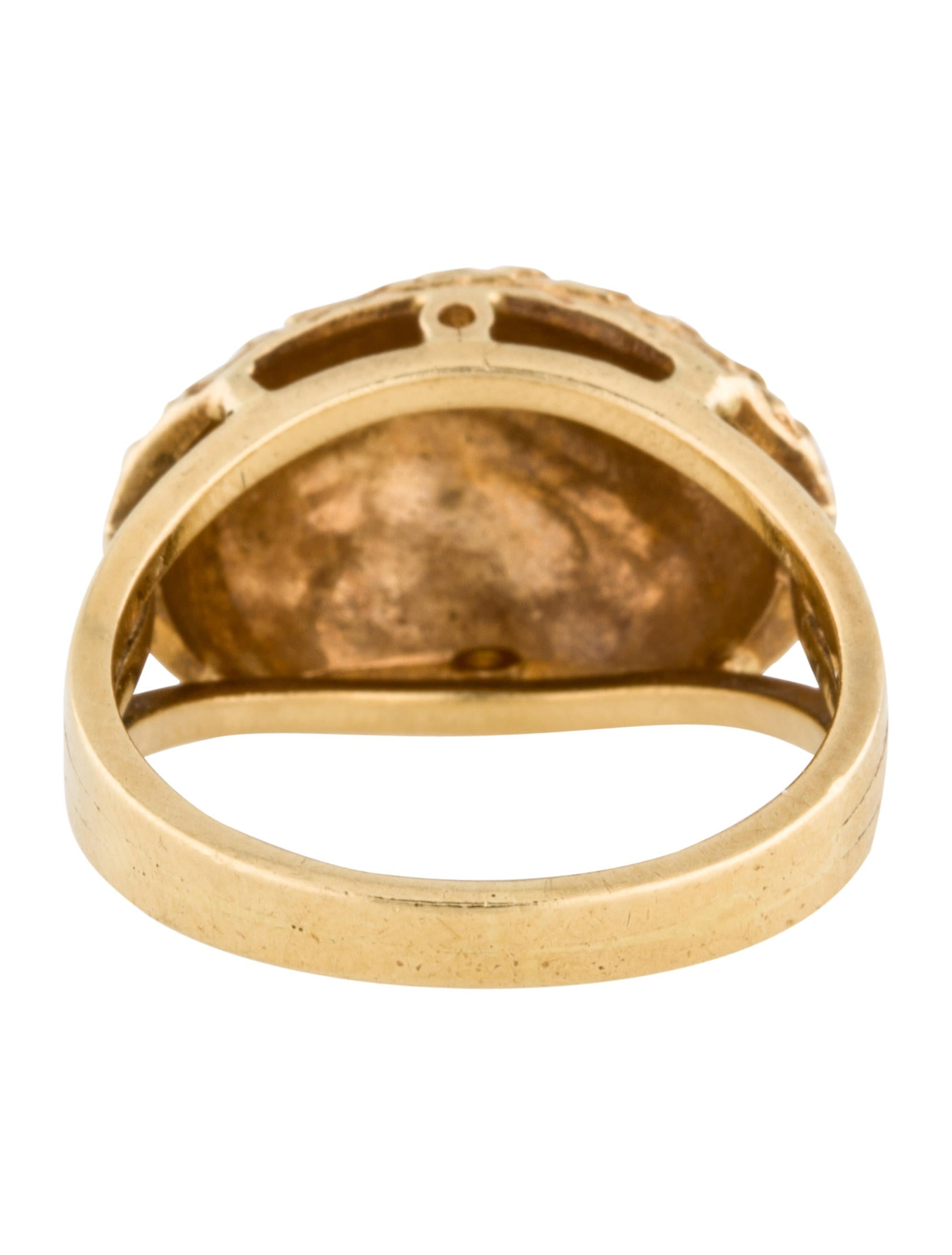 bombe jewelry 18k bombe ring rings fjr27350 the realreal 8599