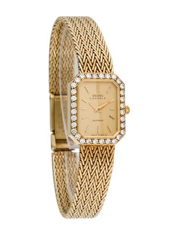 Seiko Lassale Womens Watch