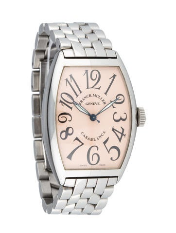 Franck Muller Casablanca Automatic Watch 5850