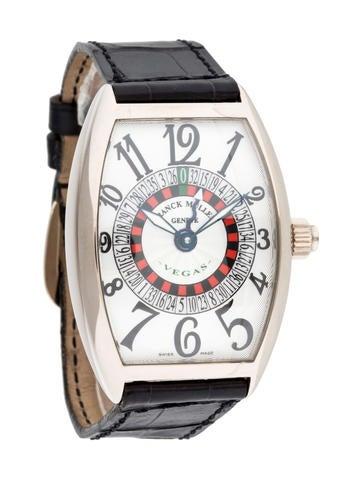 Franck Muller Special Edition Vegas Watch