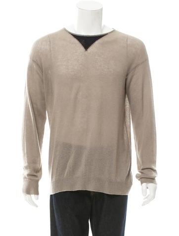 Giorgio Armani Cashmere Pullover Sweater w/ Tags None