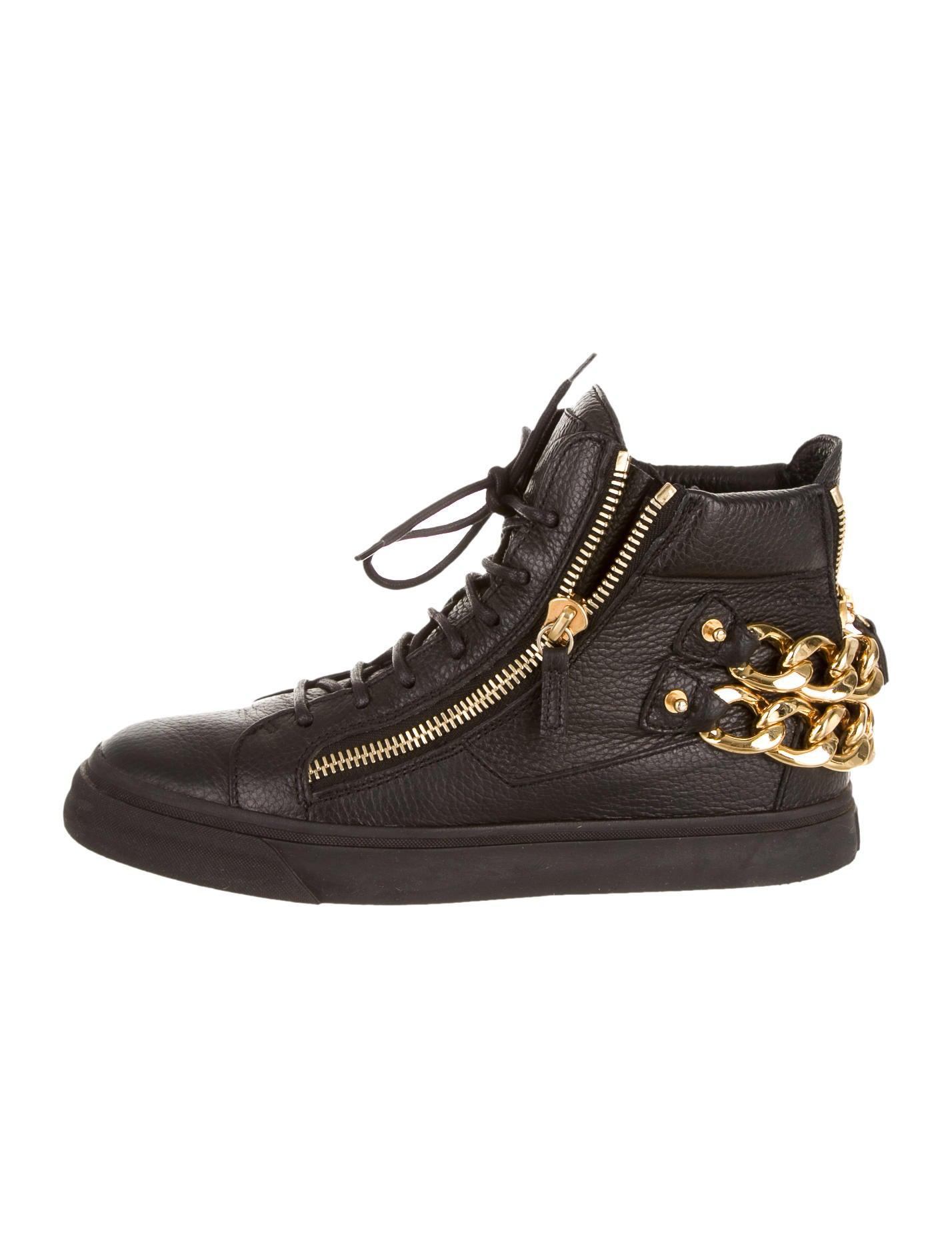 giuseppe zanotti sneakers shoes giu24596 the realreal
