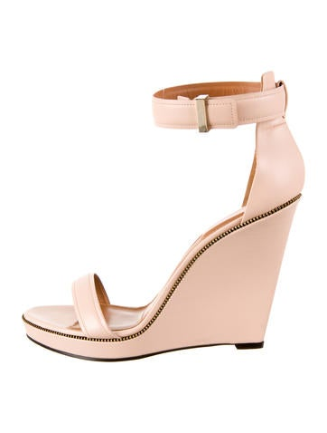 Givenchy Wedge Sandals