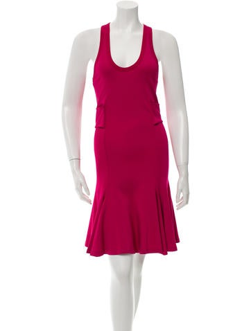 Givenchy Sleeveless knee-Length Dress w/ Tags None
