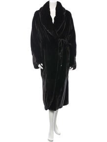 prada bag white - Prada Leather Coat - Outerwear - PRA67963 | The RealReal