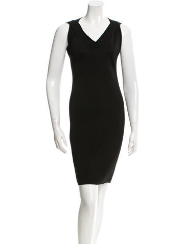 Gucci Bodycon Mini Dress None