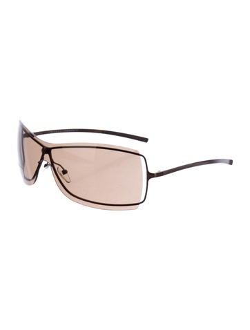 512d809c592 Gucci Rimless Rectangular Sunglasses