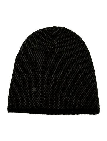 Gucci Wool-Blend Rib Knit Beanie w/ Tags None
