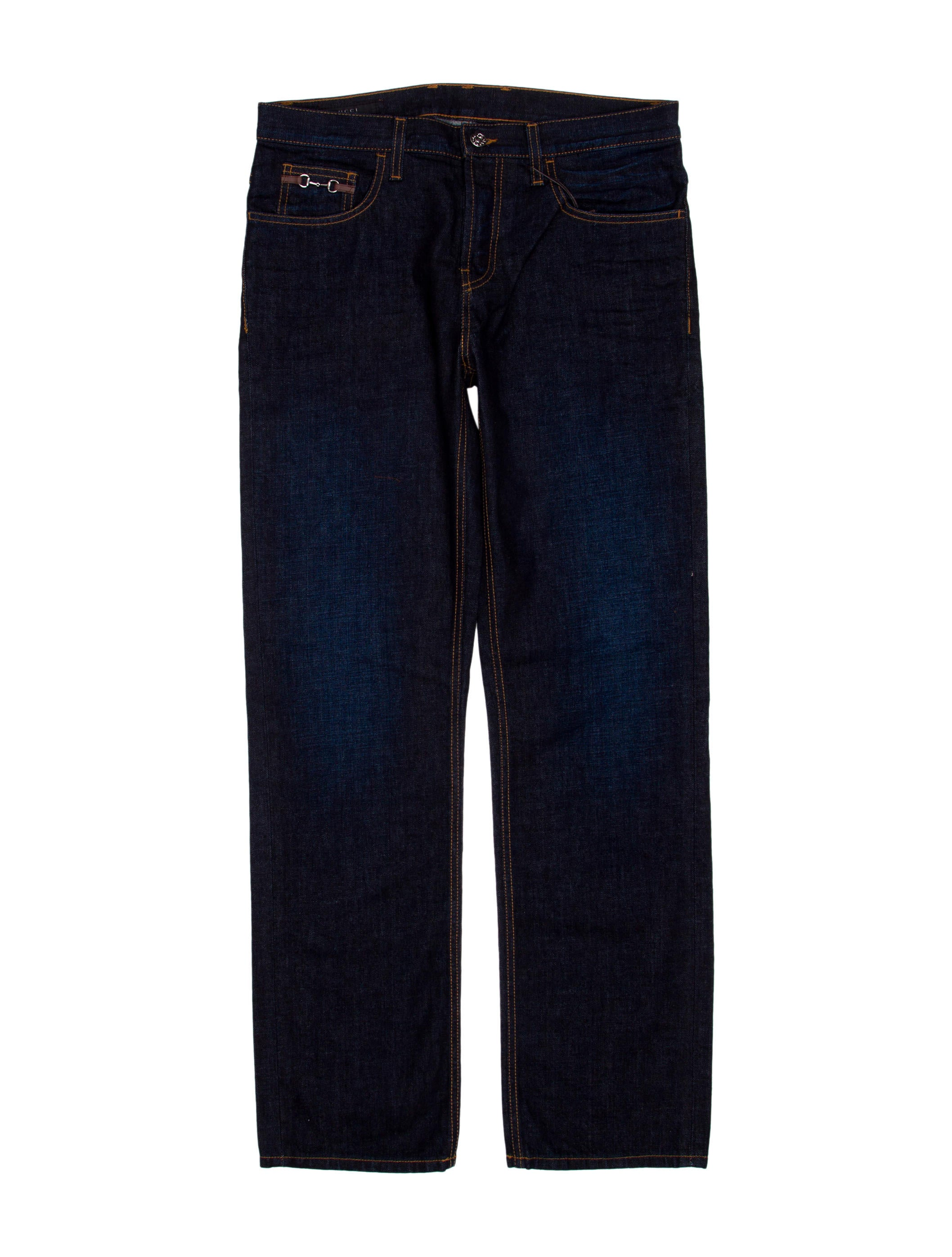 Gucci Jeans W/ Tags - Mens Pants - GUC57111 | The RealReal
