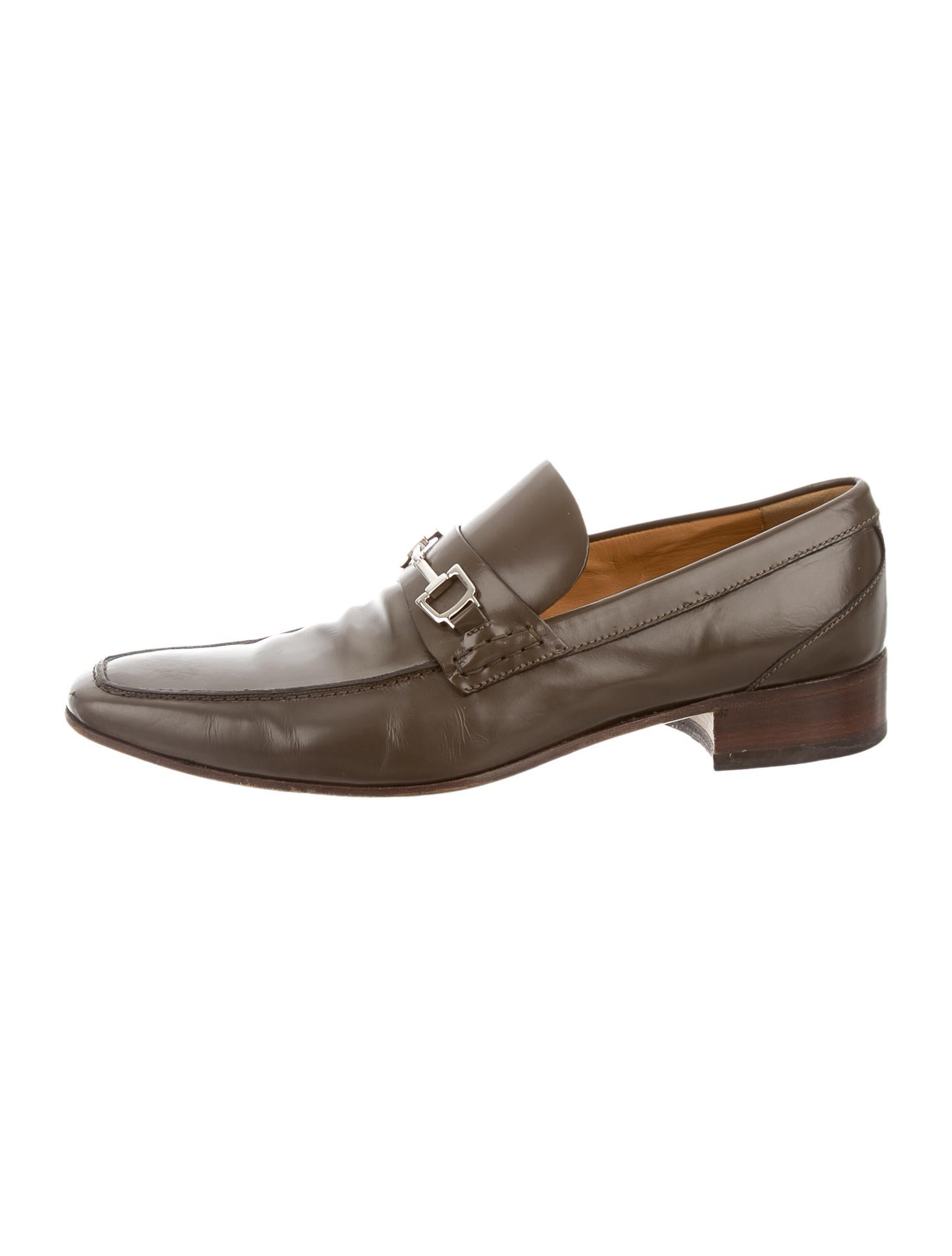 Gucci Loafers - Shoes - GUC66000 | The RealReal