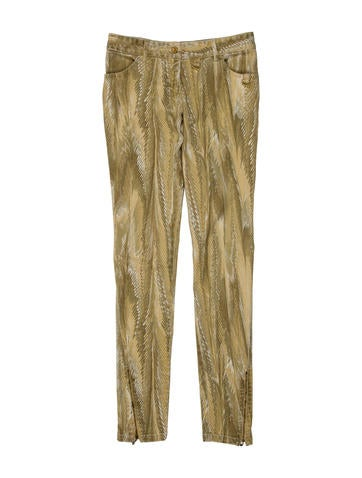 Gucci Straight-Leg Pants None