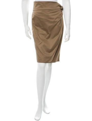 Gucci Pencil Skirt None