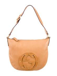 Yves Saint Laurent Metal Flap Suede Clutch - Handbags - YVE41217 ...