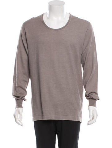 Gucci Long Sleeve Crew Neck Sweater w/ Tags