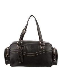 leather prada handbag - Gucci Eelskin Jackie O Bag - Handbags - GUC75969 | The RealReal