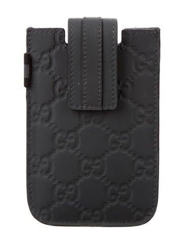 Gucci Guccisima iPhone Case