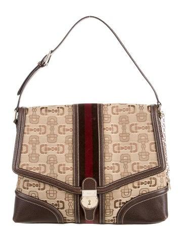 Gucci Horsebit Treasure Flap Bag