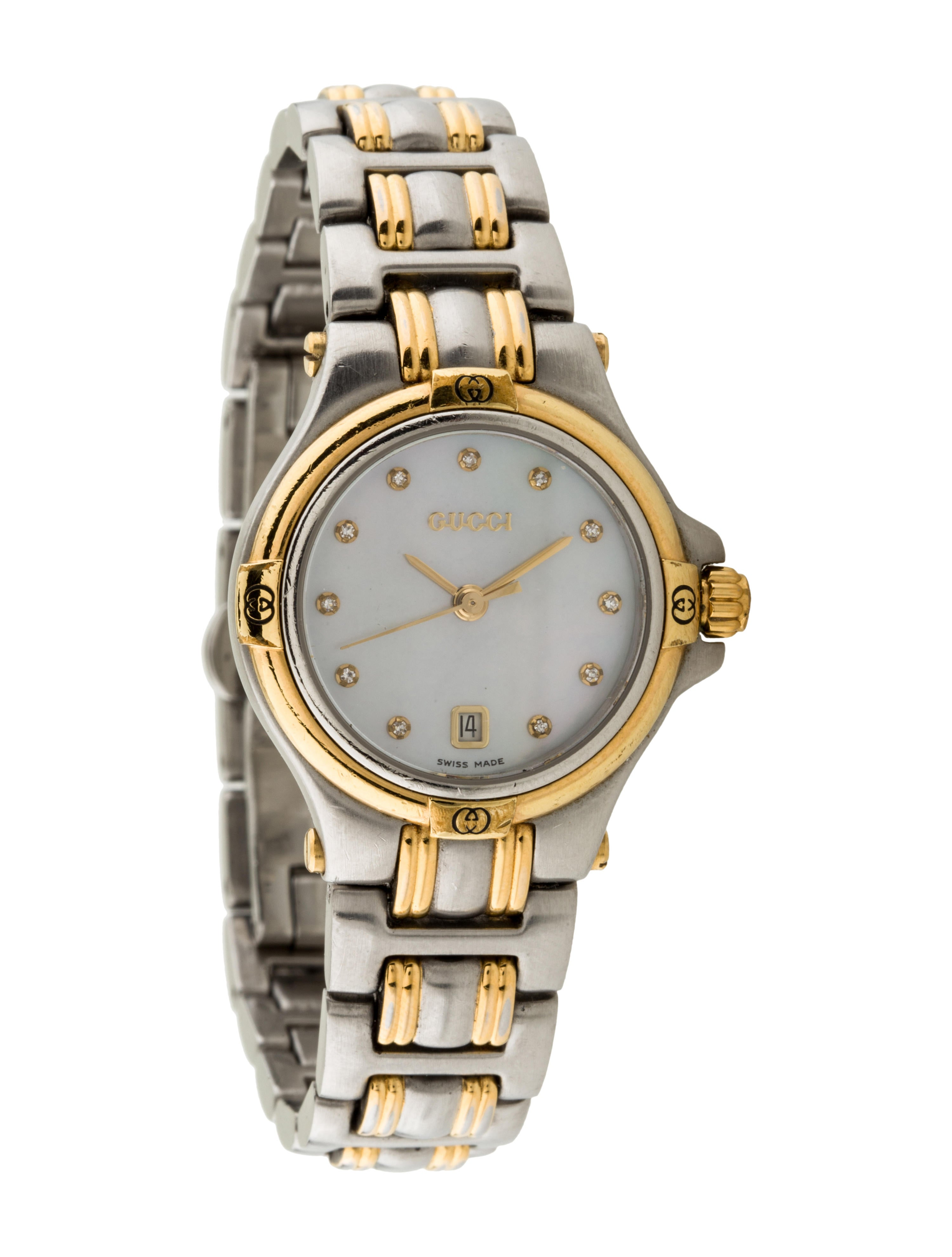 Gucci 9040L Watch - Bracelet - GUC97048 | The RealReal