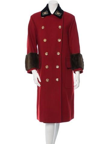 Gucci Fall 2015 Coat