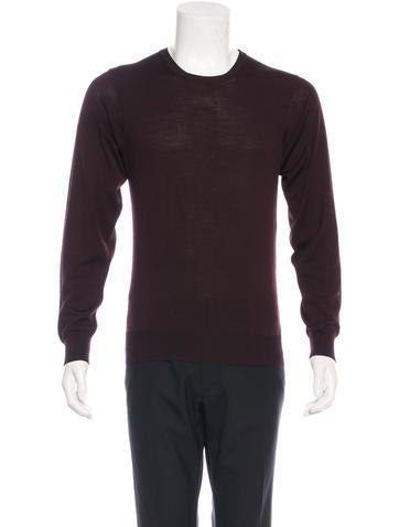 Gucci Crew Neck Sweater None