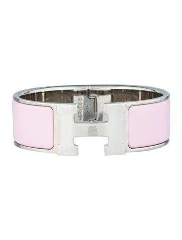 Wide Clic Clac Bracelet