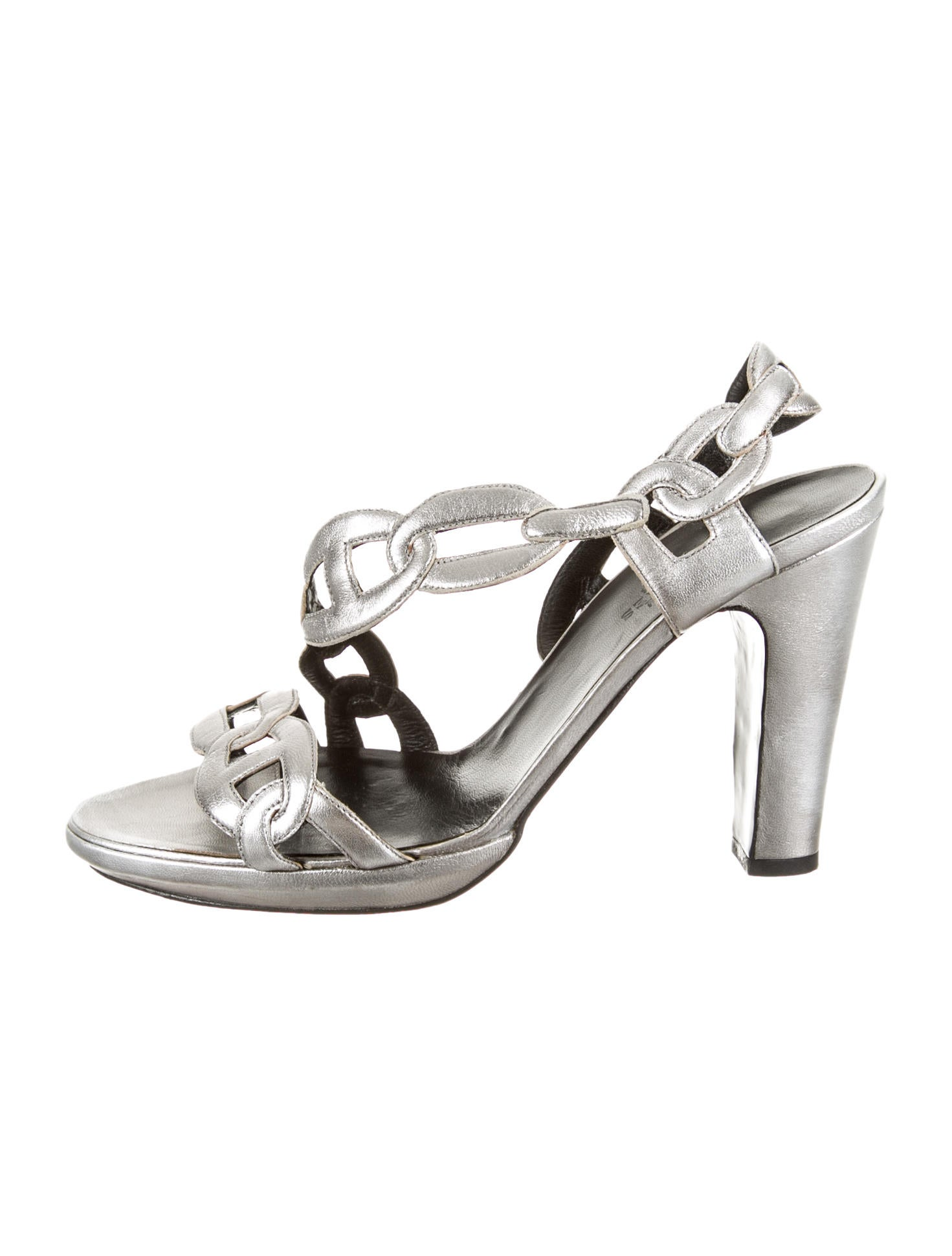 Wonderful Herms Sandals  Shoes  HER48515  The RealReal