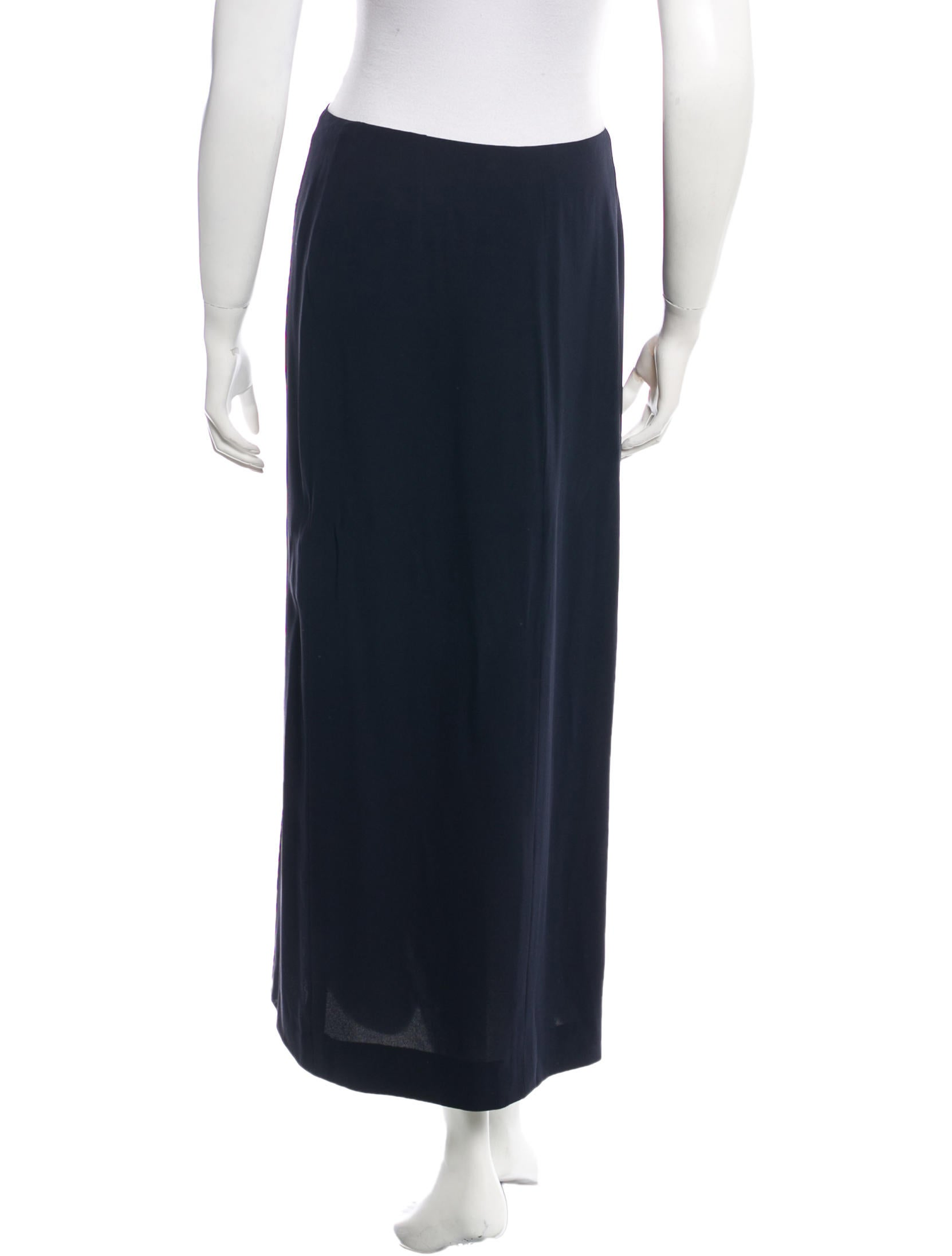 herm 232 s classic silk midi skirt skirts her52972 the