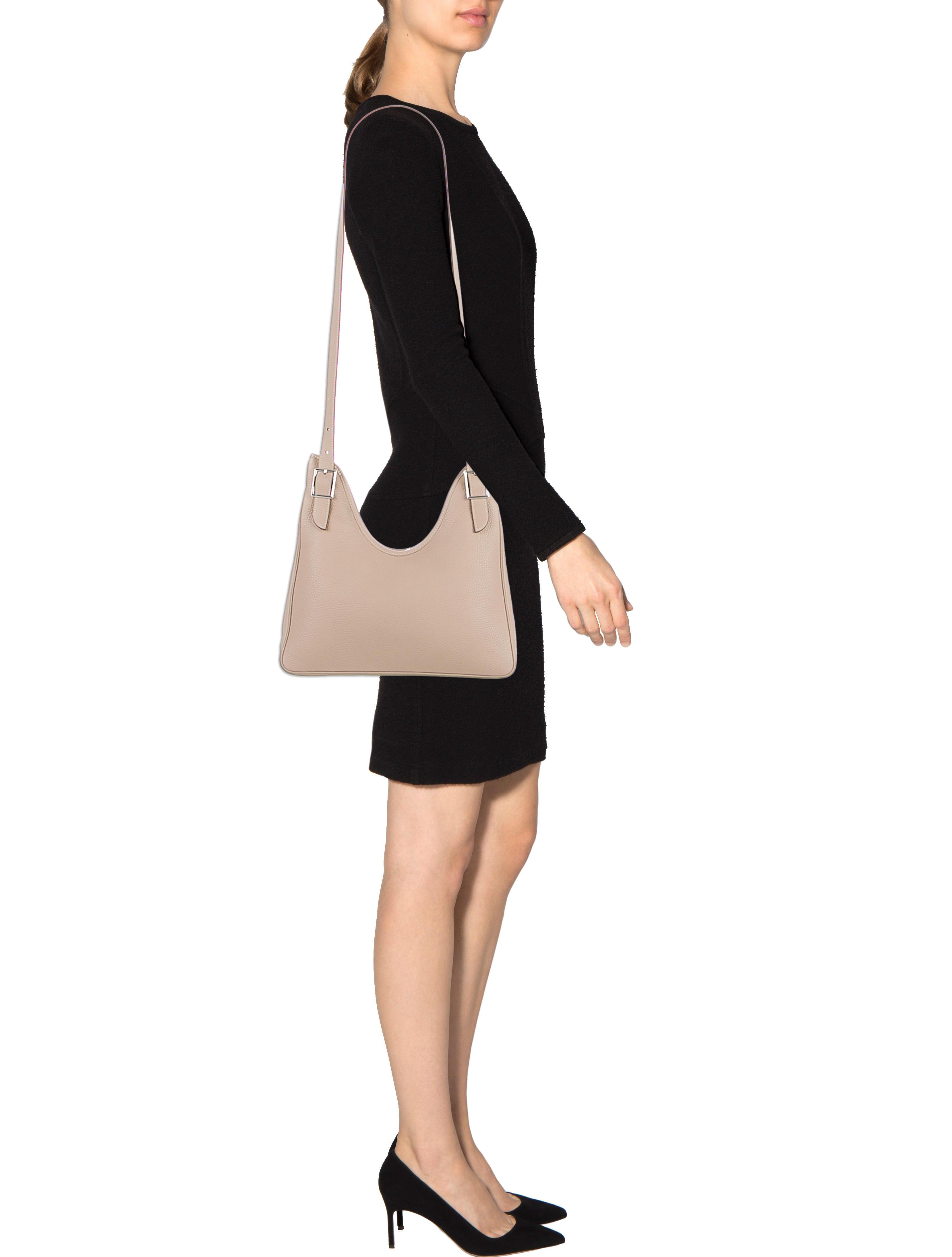 Herm��s Clemence Massai Cut 32 - Handbags - HER53516 | The RealReal