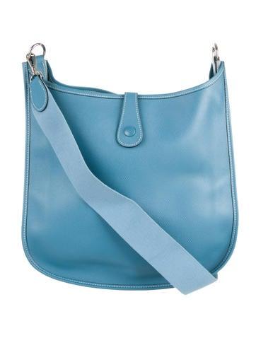 Herm��s Couchevel Evelyne I GM - Handbags - HER55158   The RealReal