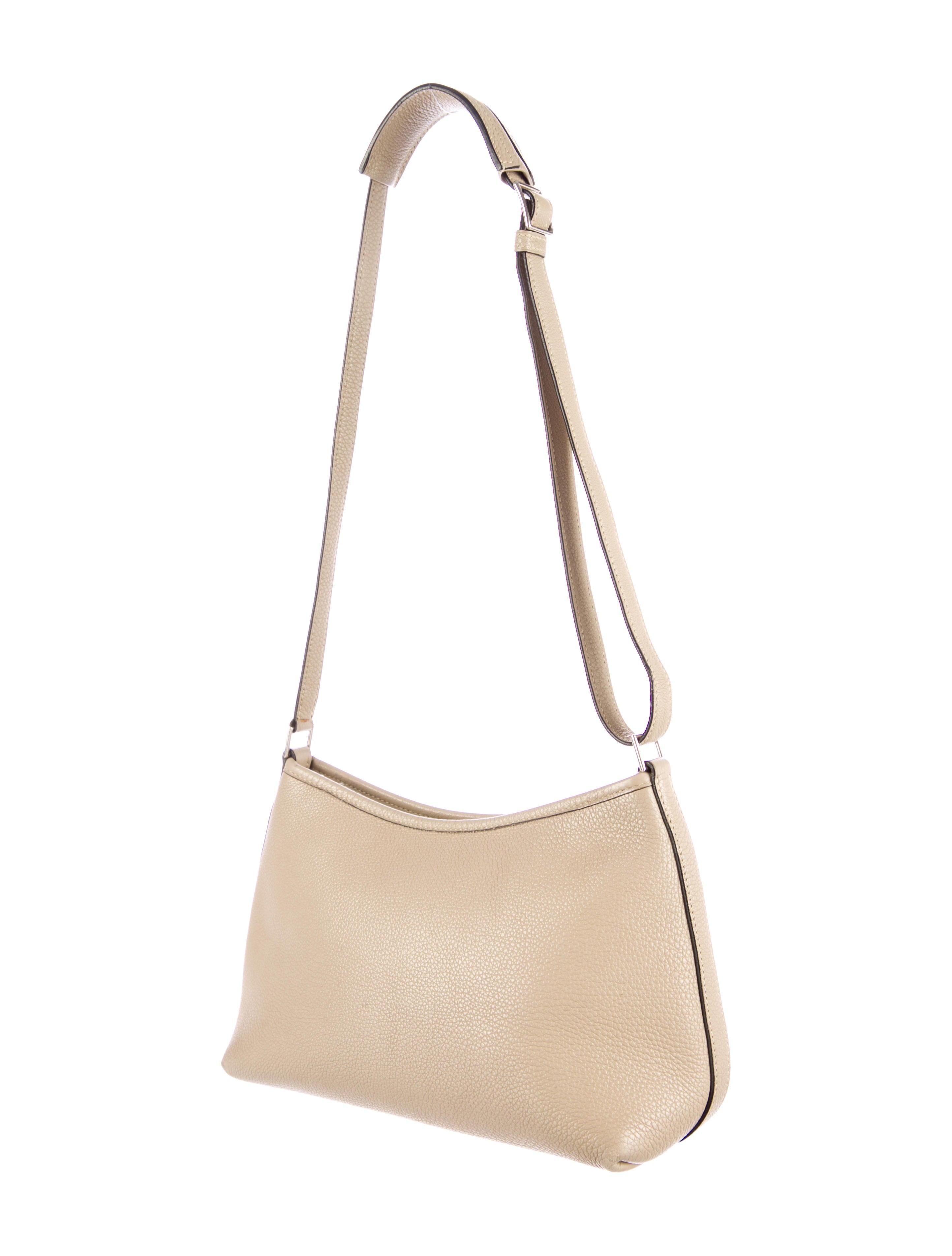 Herm��s Evergrain Berlingot Bag - Handbags - HER55403 | The RealReal