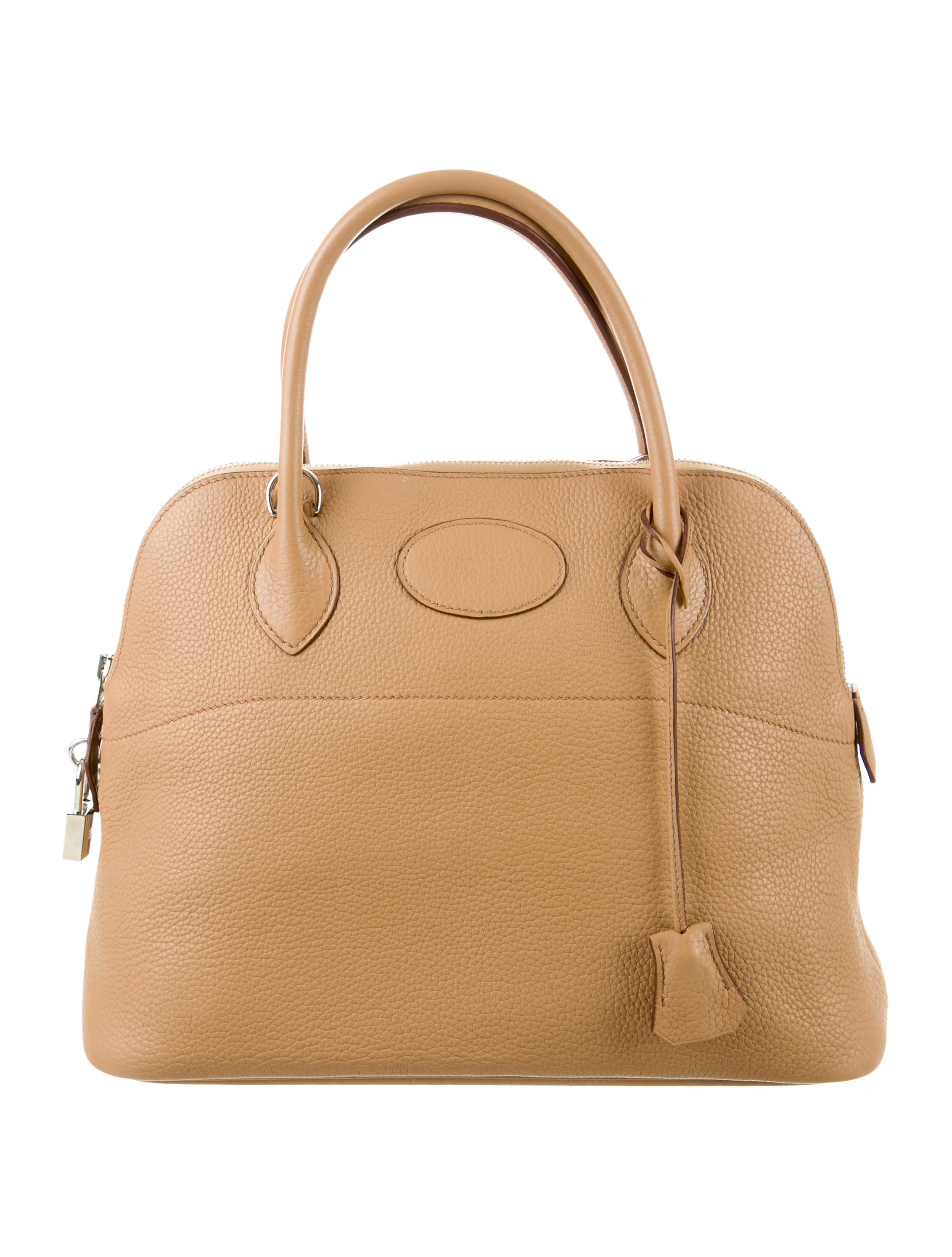 Herm 232 S Clemence Bolide 31 Handbags Her60816 The Realreal