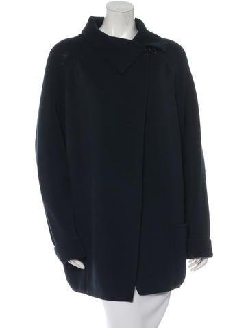 Hermès Rib Knit Long Sleeve Cardigan None