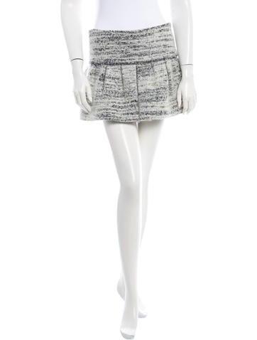 Isabel Marant Itamy Mini Skirt w/ Tags