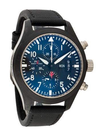 IWC Top Gun Pilot Chronograph Watch