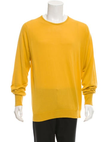 John Smedley Long Sleeve Pullover Sweater None