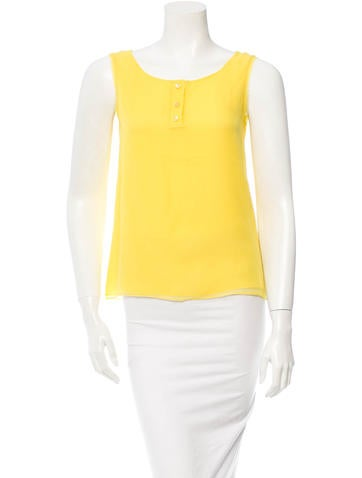 Jason Wu Sleeveless Top None