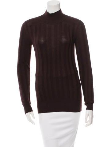 Jason Wu Wool Turtleneck Sweater None