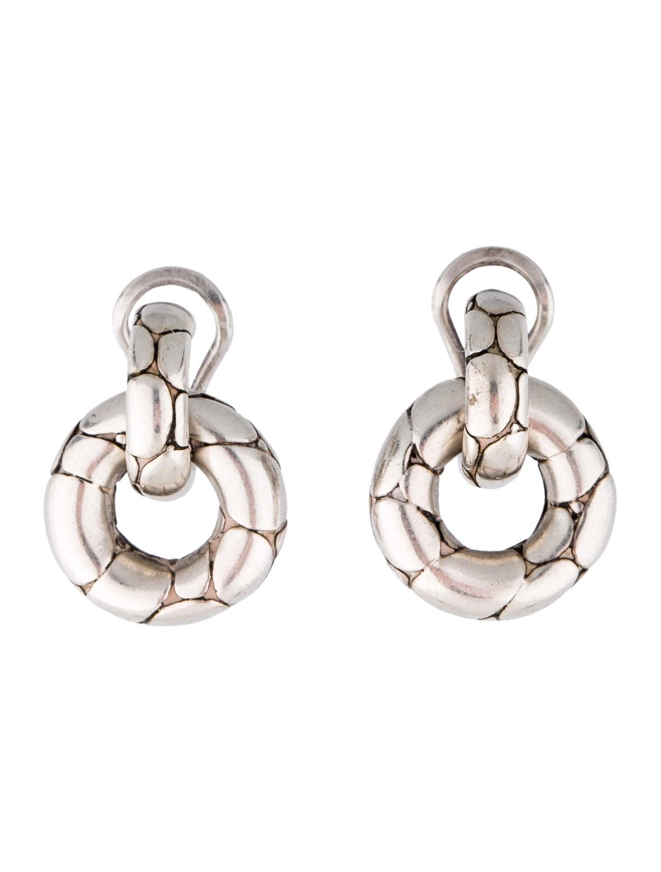 John hardy kali earrings earrings jha21740 the realreal for John hardy jewelry earrings