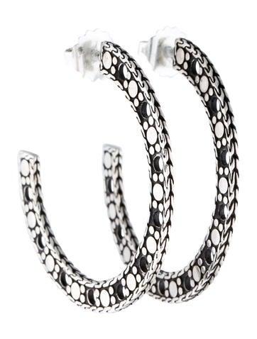 John hardy dot hoop earrings earrings jha21791 the for John hardy jewelry earrings