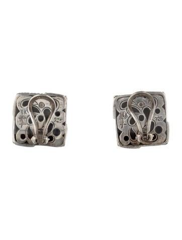 John hardy square dot earrings earrings jha23844 the for John hardy jewelry earrings