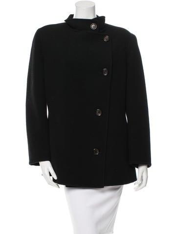 Jil Sander Wool Short Coat
