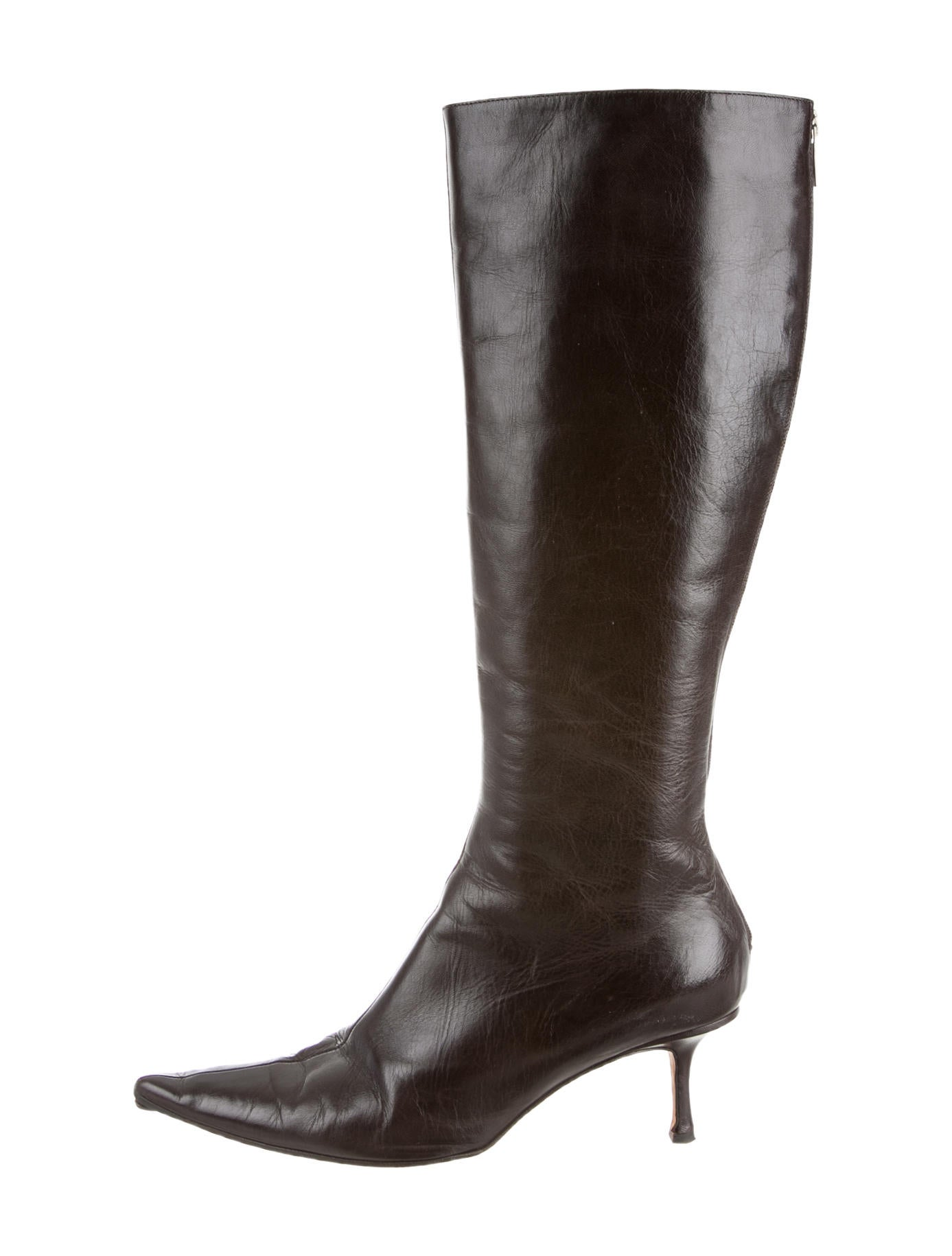 Jimmy Choo Boots - Shoes - JIM32444 | The RealReal