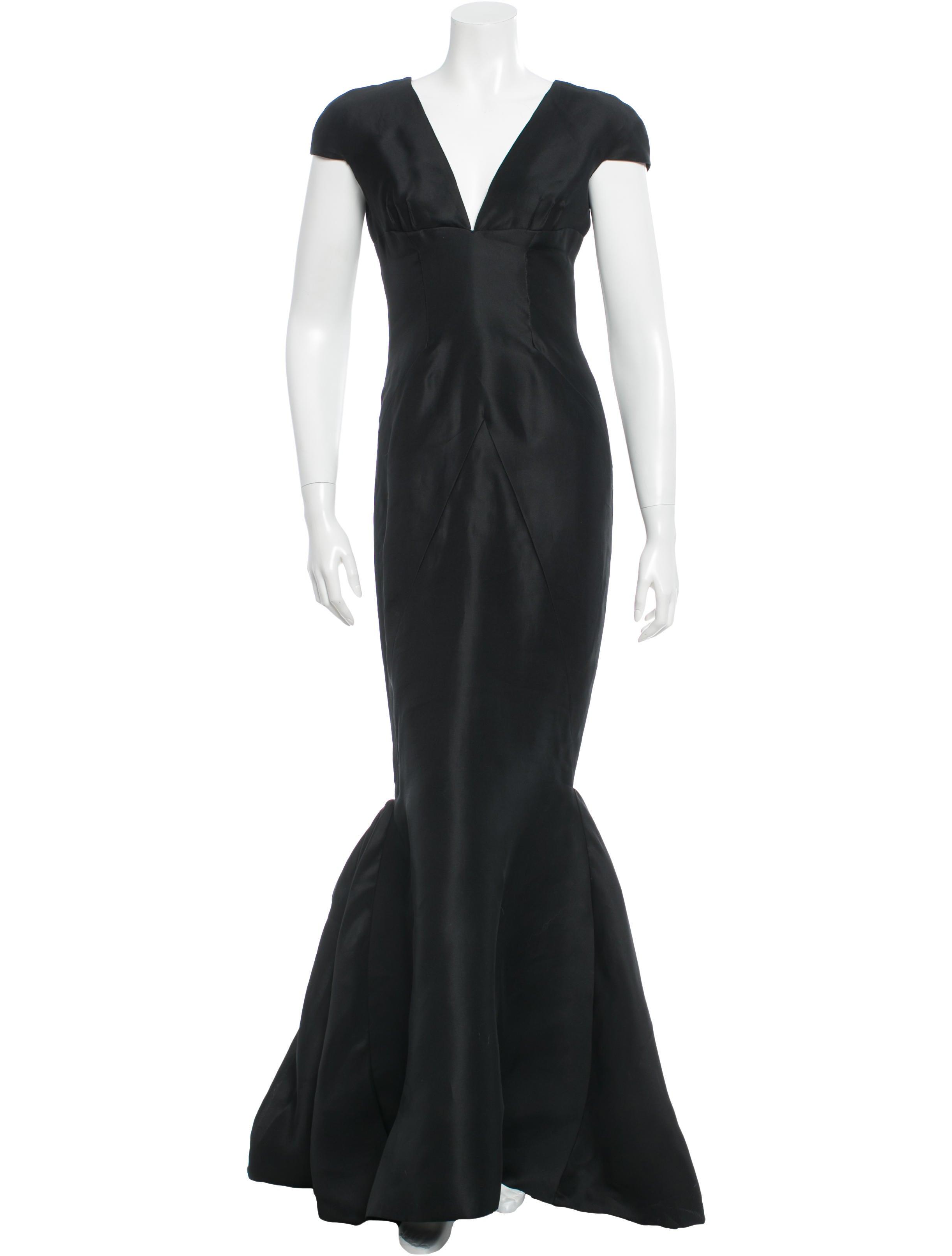 j mendel mermaid gown clothing jme21544 the realreal