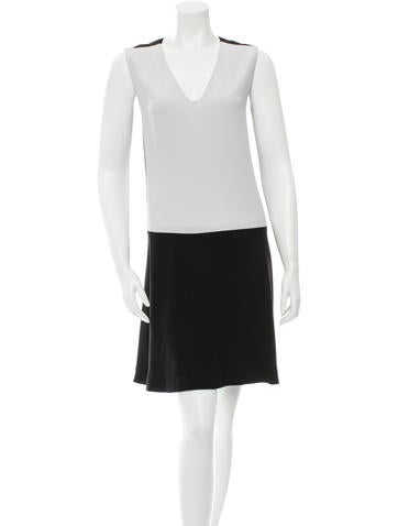 Joseph Colorblock Shift Dress None